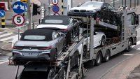Import używanych aut w końcu wyższy niż przed pandemią. TOP 10 modeli