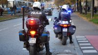 Policja kupuje pół tysiąca nowych motocykli