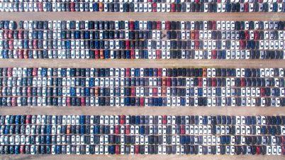 Europejski rynek motoryzacyjny wrócił do poziomu z 1995 roku