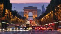 W Paryżu ograniczenie prędkości dla samochodów do 30 km/godz.