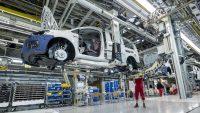 Volkswagen wstrzymał produkcję w polskich fabrykach