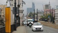 Fotoradary na moście Poniatowskiego zarejestrowały już blisko 13 tys. naruszeń