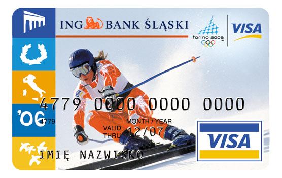 Limitowana Karta Kredytowa Visa Classic Olimpijska Bankier Pl
