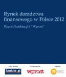 Rynek doradztwa finansowego w Polsce